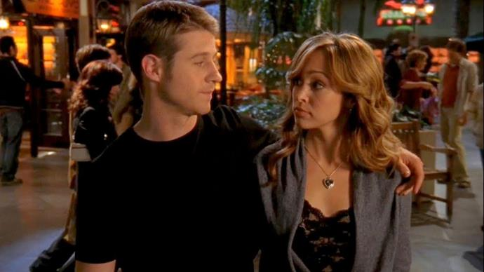 **Ryan and Taylor from** ***The O.C.***<br><br>  Honestly, on one hand, we kind of liked this couple. On the other hand... No. Never mind that we were all still grieving after Marissa's untimely death at the end of season three, but Ryan and Taylor getting together felt almost as though the producers were trolling us (what even was that weird parallel dimension episode?). Yes, she 'saved' him after Marissa, but something about their chemistry wasn't quite believable, and the whole thing just left something to be desired. You could argue that, looking back on it, she technically was the best choice for Ryan, but somehow, we still can't see ourselves ever rooting for them.