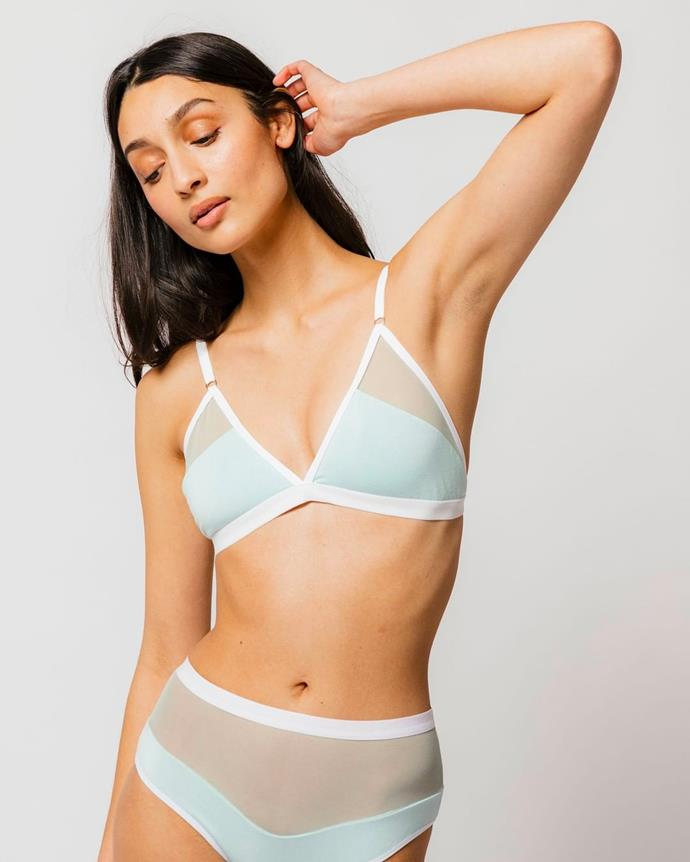 "'Logan [Bra](https://maryyoung.com/products/logan-bra-in-mint|target=""_blank""