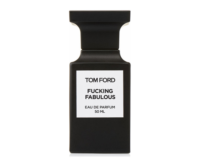 "**F*cking Fabulous EDP by Tom Ford, $480 at [David Jones](https://www.davidjones.com/brand/tom-ford/21550993/F.Fabulous-Eau-de-Parfum.html|target=""_blank""