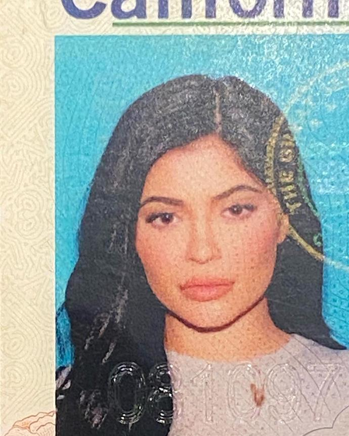 "On May 14, 2020, Kylie Jenner shared an image of her driver's licence photo to her Instagram. Cue: [Twitter reaction frenzy](https://www.elle.com/culture/celebrities/a32473632/kylie-jenner-drivers-license-photo-twitter-reactions/|target=""_blank""