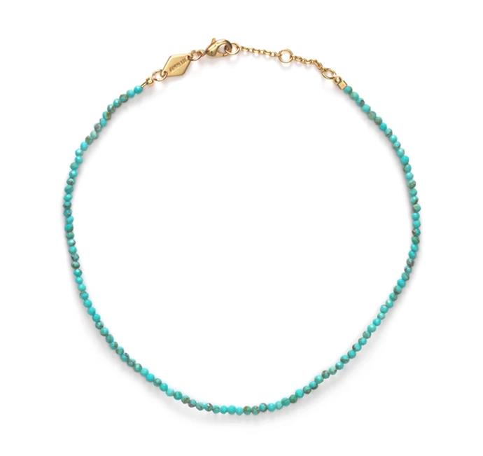 "Wave anklet, $107 by [Anni Lu](https://annilu.dk/collections/anklets/products/wave-anklet|target=""_blank""