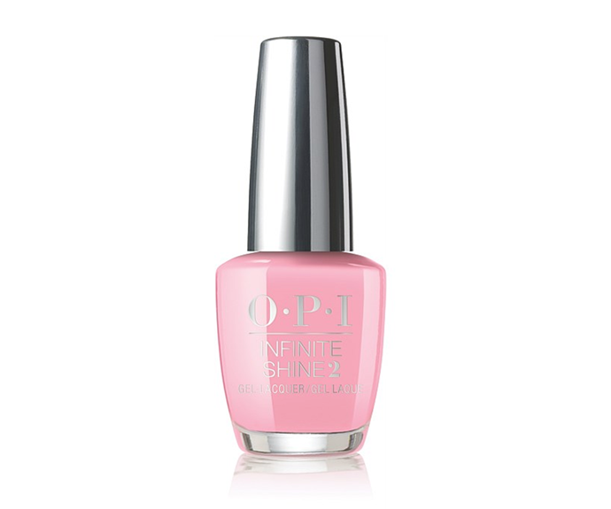"""**Infinite Shine Nail Lacquer in Tagus In That Selfie by OPI, $22.95 at [David Jones](https://www.davidjones.com//21585192/INFINITE-SHINE-LISBON-COLLECTION----TAGUS-IN-THAT-SELFIE.html