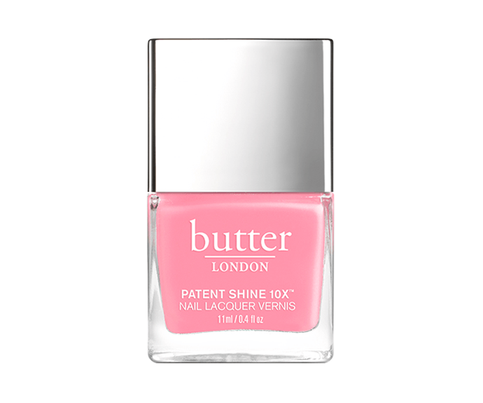 """**Patent Shine 10X Nail Polish in Fruit Machine by Butter London, $22 at [Adore Beauty](https://www.adorebeauty.com.au/butter-london/butter-london-patent-shine-10x-nail-polish-fruit-machine.html