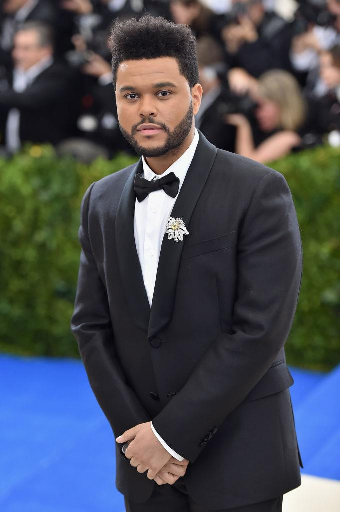 **The Weeknd** <br><br> At the time of writing, The Weeknd is the second most-listened artist on Spotify, but you shouldn't count on the megastar doing a talk show interview any time soon. <br><br> The enigmatic performer hasn't appeared on a conventional talk show in recent years, and has only granted interviews through magazine profiles.