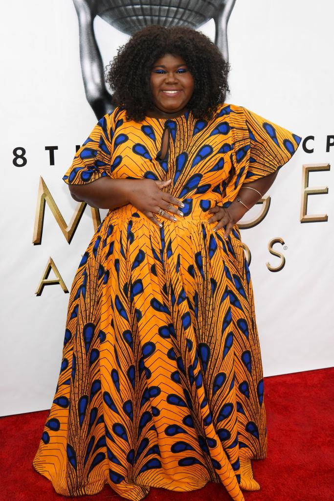 "**Gabourey Sidibe**<br><br>  Oscar-nominated actress Gabourey Sidibe clapped back at 'critics' who slammed her appearance at the 2014 Golden Globes. In response, the *Precious* star [tweeted](https://twitter.com/GabbySidibe/status/422748363738472448|target=""_blank""
