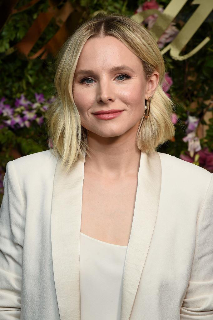 "**Kristen Bell**<br><br>  After experiencing post-pregnancy weight shaming in 2013, *The Good Place* actress served up some wise words in response:<br><br>  ""I am not a woman whose self-worth comes from her dress size... Comparison is one long, agonising death and does not interest me at all,"" she [said](https://www.redbookmag.com/life/interviews/a15733/kristen-bell-interview-on-motherhood/