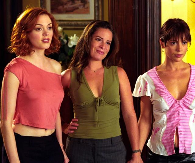 **Paige, Piper, Phoebe and Prue Halliwell from *Charmed*** <br><br> Witchcraft is back at it with this '90s classic. Sisters, Paige, Piper, Phoebe and Prue all proved countless times that they would sacrifice their lives for one another—with Prue, successfully keeping her promise. And before you ask, we're still not over it. While the Power of Three were unstoppable, the trio fought regularly but were always there for each other in life and death.