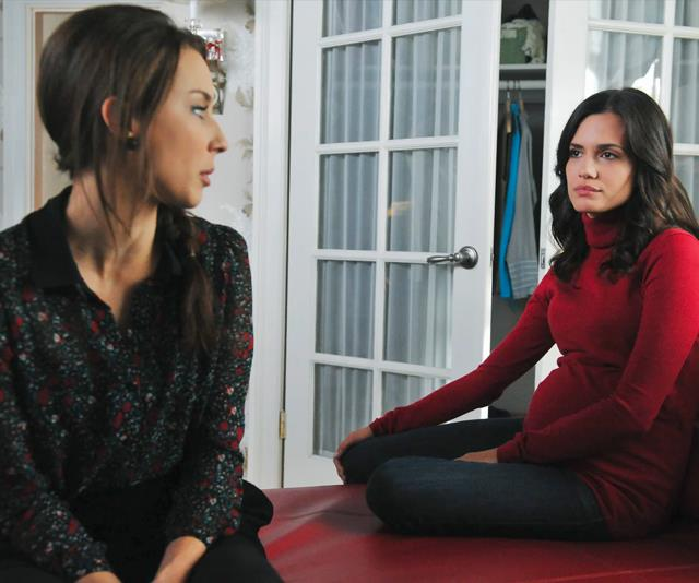 **Spencer and Melissa Hastings from *Pretty Little Liars*** <br><br> While these two never seemed to be on the same page, if they had have been, we bet that Spencer and Melissa could have found 'A' and saved the entire show. In early seasons of the series, it was tough to tell if Melissa was a friend or foe to her younger sister, Spencer. But now, we know that Melissa was covering up a murder, in order to ultimately protect Spencer.