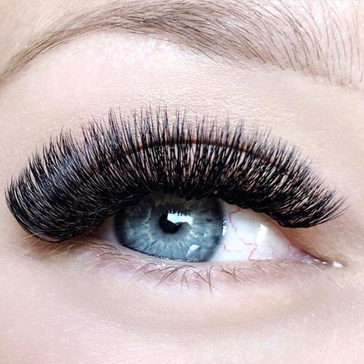 "Russian Volume Lashes. *Image via [lashaffair.com](https://lashaffair.com/blogs/lash-artist-blog/american-volume-to-mega-volume-to-russian-volume-3a-what-are-the-differences-3f|target=""_blank""