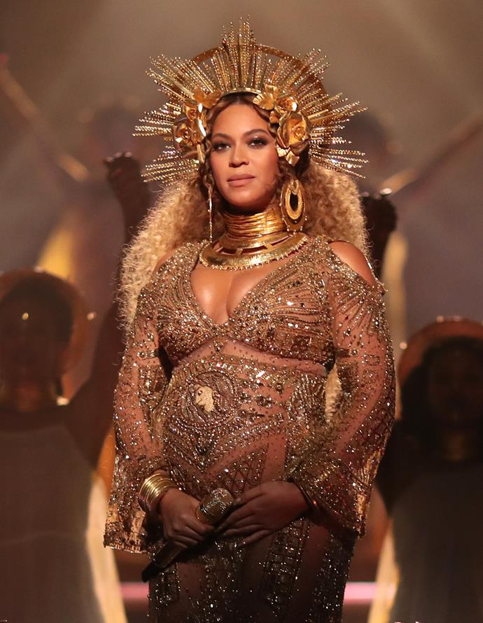 **Beyoncé Knowles-Carter** <br><br> She may be the queen of the music industry, but it seems as if Beyoncé may be more royal than we think. As the 25th cousin, once removed, of Queen Elizabeth II, her cultural title of 'Queen Bey' makes complete sense now.
