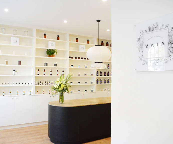 """**Where:** Vaia Beauty<br><br> **Why:** Whether you're stopping by for a quick file and paint, shellac removal, or decadent deluxe manicure treatment, this Darlinghurst beauty bar ensures you leave with nails as chic and polished as the salon interior itself. <br></br> *Book your treatment by visiting [Vaia Beauty](https://vaiabeauty.com.au/blogs/nail-services