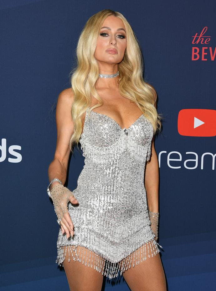 <strong>Paris Hilton</strong> <br> <br> Paris Hilton never ceases to amaze us. The  *Simple Life* star is not only the queen of the early '00s but also happens to be the 20th cousin of Queen Elizabeth II through her dad, Rick Hilton's side of the family.
