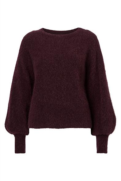 """**'Tina' mohair knit by Witchery, $199.95 at [Witchery](https://fave.co/2TFQnJv