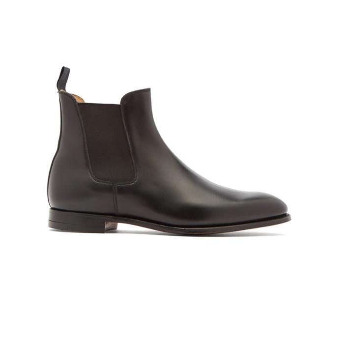 "**Boots**<br><br> Boots by Crockett & Jones, $697 at [MATCHESFASHION.COM](https://www.matchesfashion.com/au/products/Crockett-%26-Jones-Bonnie-leather-Chelsea-boots-1311126|target=""_blank""|rel=""nofollow"")"