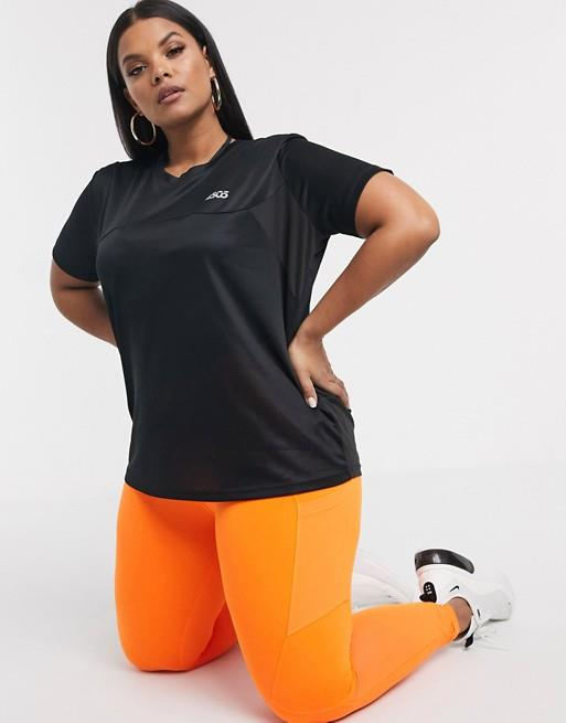 "**ASOS 4505 Curve**<br><br>  A sub-division of their popular in-house activewear line, ASOS 4505 Curve covers all the bases when it comes to putting a sweat-ready wardrobe together.<br><br>  *Shop [here](https://fave.co/2ZRdRiX|target=""_blank""