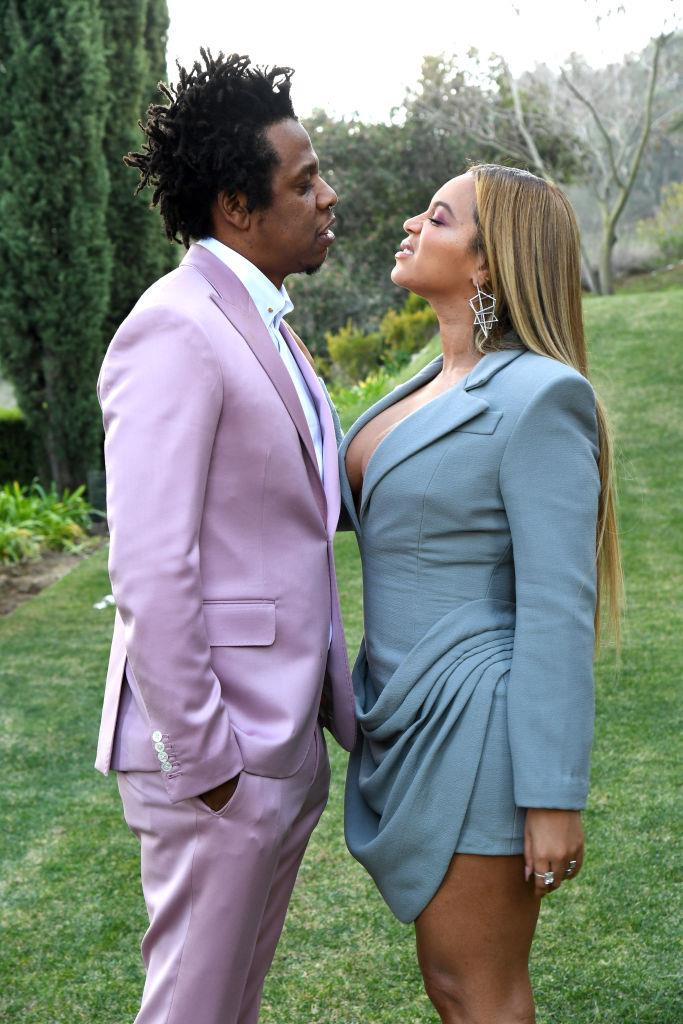 "**Beyoncé and Jay Z**<br><br>  When Beyoncé's magnum opus *Lemonade* dropped in 2016—which deftly explored the harrowing emotions that come with being cheated on—speculation that Jay Z had been unfaithful to his wife began circulating online (Remember 'Becky with the good hair'?).<br><br>  The music mogul seemingly confirmed his infidelity in his 2017 album *4:44*, and in an interview with [*The New York Times*](https://www.nytimes.com/interactive/2017/11/29/t-magazine/jay-z-dean-baquet-interview.html?_r=0&mtrref=www.vogue.com&gwh=3549BEE4966A31709591CE51AC8955F7&gwt=pay&assetType=REGIWALL|target=""_blank""