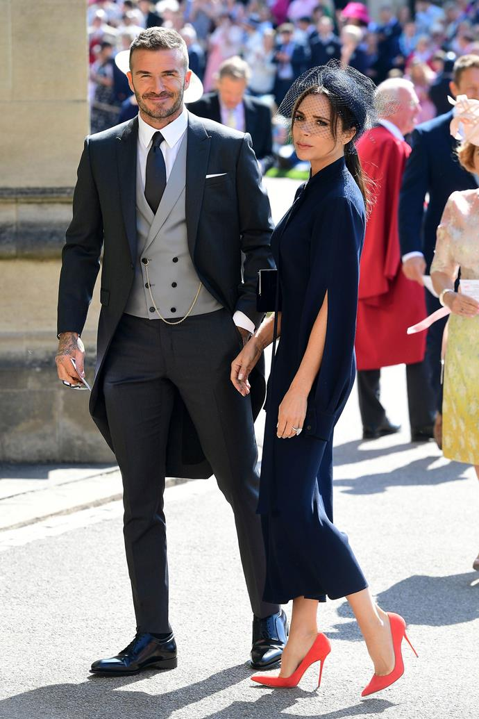 "**David and Victoria Beckham**<br><br>  They may be one of the world's favourite power couples today, but [David and Victoria Beckham](https://www.harpersbazaar.com.au/celebrity/david-victoria-beckham-smiling-instagram-20340|target=""_blank"") famously weathered a cheating scandal in 2004 when the soccer star's personal assistant Rebecca Loos [claimed](https://www.dailymail.co.uk/tvshowbiz/article-255435/Rebecca-tells-all.html