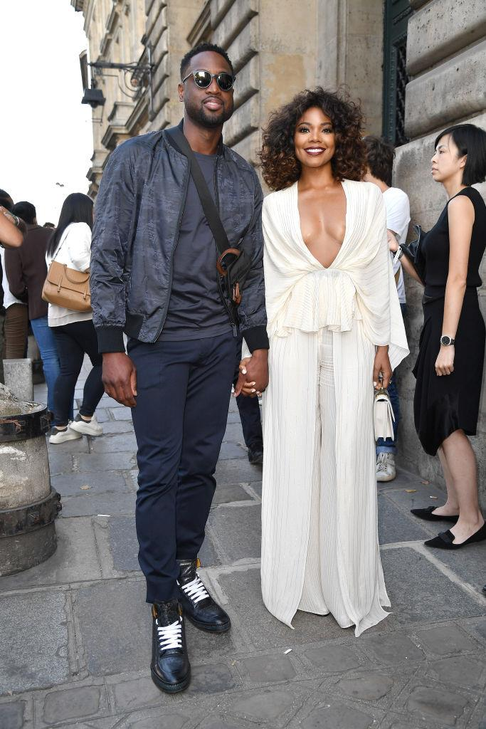 "**Gabrielle Union and Dwyane Wade**<br><br>  Although they might have one of the cutest [celebrity proposal stories](https://www.elle.com.au/wedding/celebrity-proposals-23261|target=""_blank"") of all time, the actress and the NBA star went through a rough patch when Wade allegedly cheated on Union and fathered a child with another woman in 2012, four years into their relationship.<br><br>  Although Wade has [said](https://www.usmagazine.com/celebrity-news/pictures/dwyane-wades-talks-ex-wife-gabrielle-union-zaya-in-documentary/