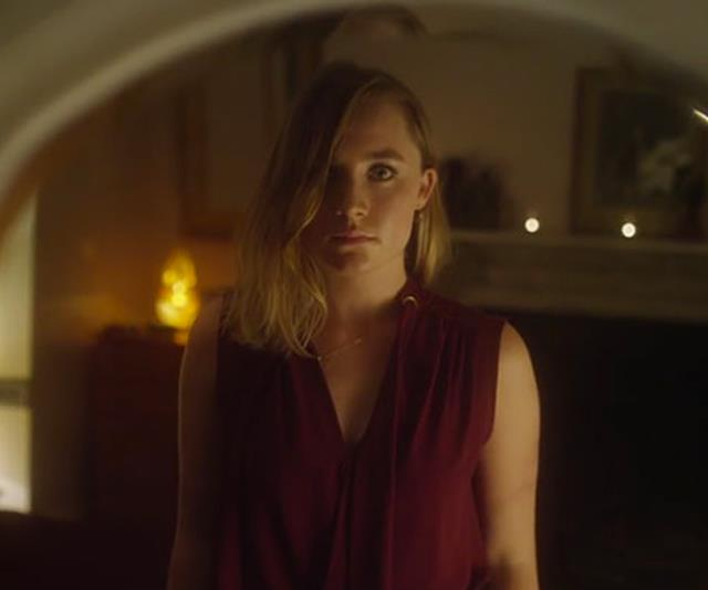 "**Saoirse Ronan in Hozier's video for ""Cherry Wine""** <br><br> While Saoirse Ronan may be long overdue for an Academy Award, she has certainly kept busy by appearing in her fair share of impressive music videos. Her first role was for Hozier's ""Cherry Wine"" which depicts the real life struggles with domestic abuse. While in 2017, she appeared in Ed Sheeran's ""Galway Girl"", where she got to tap into her Irish roots. <br><br> *Watch it [here](https://www.youtube.com/watch?v=SdSCCwtNEjA