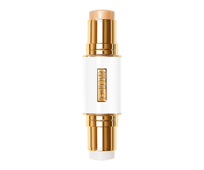 """**Skin Fetish Highlighter & Balm Duo in Golden by Pat McGrath Labs, $75 at [Sephora](https://www.sephora.com.au/products/pat-mcgrath-skin-fetish-highlighter-and-balm-duo/v/golden
