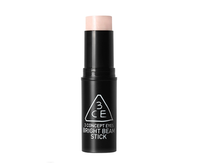 """**Bright Beam Stick in Pink by 3CE, $29 at [Sephora](https://www.sephora.com.au/products/3ce-3ce-bright-beam-stick/v/pink