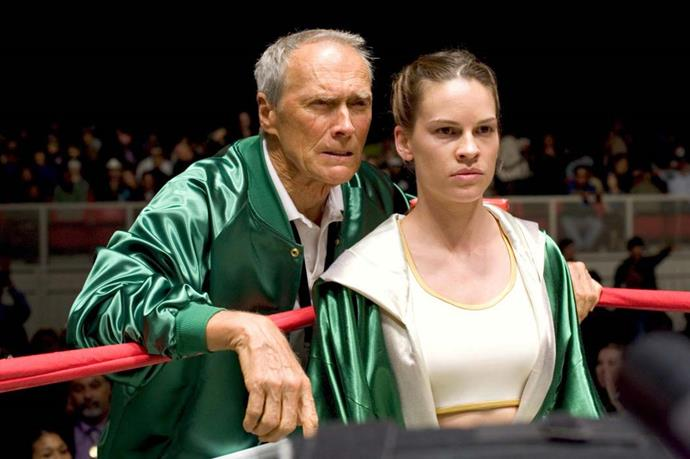 "***Million Dollar Baby*** **(1/6/2020)**<br><br>  Frankie Dunn (Clint Eastwood) is a veteran Los Angeles boxing trainer who keeps almost everyone at arm's length, except his old friend and associate Eddie ""Scrap Iron"" Dupris (Morgan Freeman). When Maggie Fitzgerald (Hilary Swank) arrives in Frankie's gym seeking his expertise, he is reluctant to train the young woman, a transplant from working-class Missouri. Eventually, he relents, and the two form a close bond that will irrevocably change them both."