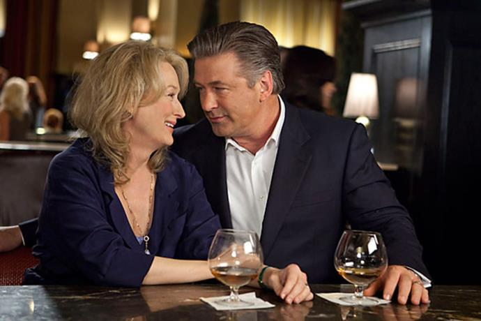 ***It's Complicated*** **(30/6/2020)**<br><br>  Jane (Meryl Streep), a successful restaurateur, has been divorced from Jake (Alec Baldwin) for many years, although they remain friends. When an innocent meal together turns into an affair, Jane finds that she is the other woman in the now-remarried Jake's life. Meanwhile, Adam (Steve Martin), an architect hired to remodel her kitchen, is still stinging from his own divorce. He finds himself falling in love with Jane but soon realises that he has become part of a triangle.