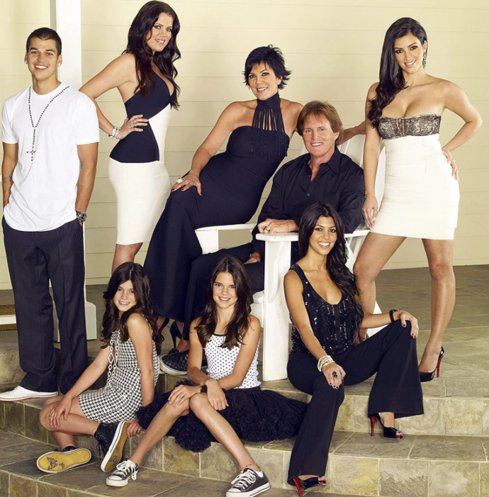 ***Keeping Up With The Kardashians:*** **Seasons 1 and 2 (1/6/20)**<br><br>  Sisters Kim, Kourtney and Khloé, with tough-loving support from mom kirs, became international celebrities in this funny, glam and addictive reality show.