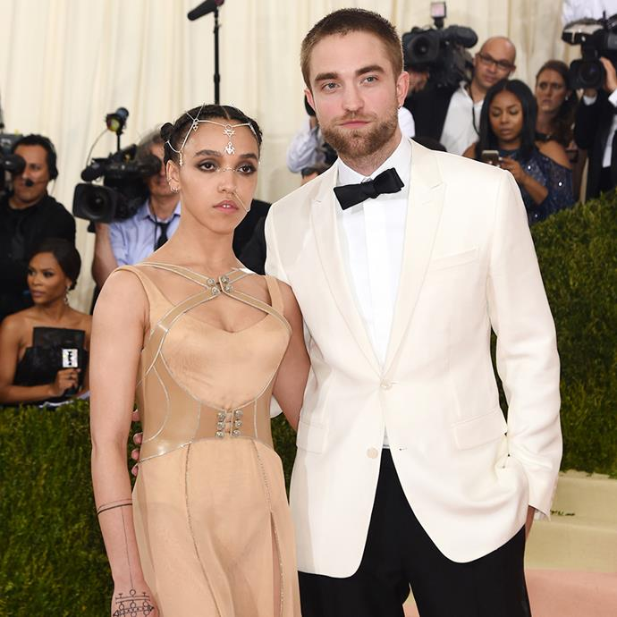 **FKA Twigs and Robert Pattinson** <br><br> The coolest couple to hit 2018, singer FKA Twigs and Robert Pattinson were one of the most underrated couples of the decade. <br><br> The pair were introduced via their mutual friends Sienna Miller and her then-beau Tom Sturridge in 2014. While Miller, Sturridge and Pattinson were attending one of FKA Twig's concerts together, Miller made sure she got Pattinson backstage to meet the musician, and the rest was history.  <br><br> After dating for three years, the pair unfortunately split up in 2017.