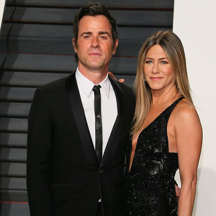 """**Justin Theroux and Jennifer Aniston** <br><br> While Theroux and Aniston may no longer be together, we can thank Robert Downey Jr. for their brief romance. Writing for the comedy film *Tropic Thunder*, Theroux was first introduced to Jennifer Aniston through their mutual friend.  <br><br> """"He and Jen fell in a real, legit fashion,"""" Downey told *[Details Magazine](https://www.usmagazine.com/celebrity-news/news/justin-theroux-in-details-robert-downey-jr-talks-jennifer-aniston--2014107/