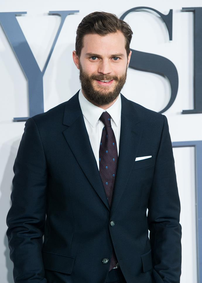 ***Jamie Dornan***<br><br> Another actor who began as a model (although it's not hard to see why), Dornan worked as a successful model (he was even named 'the male Kate Moss') for years until finding his acting break in 2006. He hasn't modelled since.