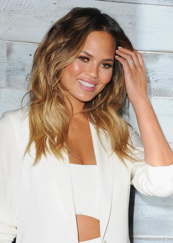 "***Chrissy Teigen***<br><br> Starting out on the cover of *Sports Illustrated* (as well as [our own](https://www.elle.com.au/health-fitness/chrissy-teigen-elle-australia-january-issue-cover-shoot-12688|target=""_blank"") in 2016), Teigen was a successful model for several years. However, after a decade fronting campaigns and covers, Teigen turned to another passion: cookbooks. The passionate home cook has released two (*Cravings* and *Cravings 2*) and also works as a television personality."