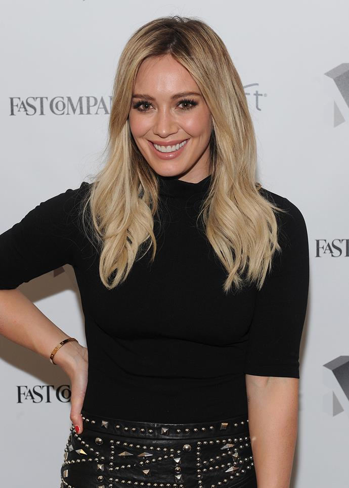 "***Hilary Duff***<br><br> We all remember the banger that was ""So Yesterday,"" but after finding success as a singer, Duff began to focus on her career as an actress. The 32-year-old is known for her work in TV series *Younger* as well as smaller movie roles. In contrast, she hasn't released an album since 2015."