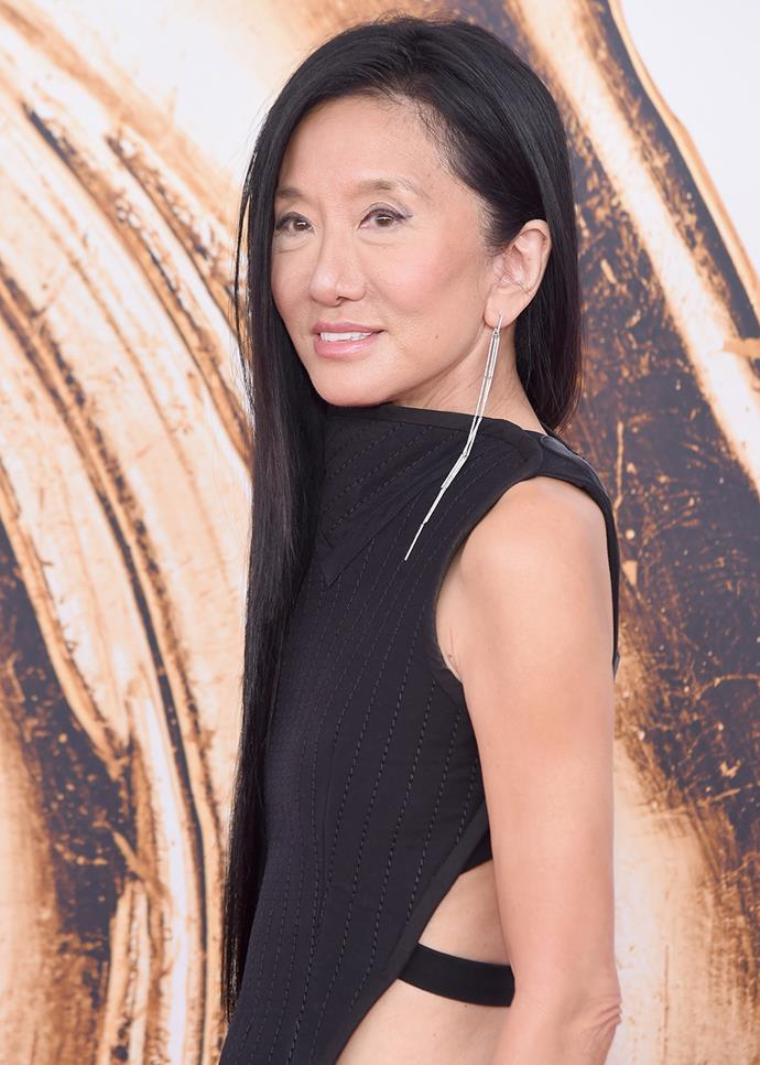 "***Vera Wang***<br><Br> Now known for her design house (and her [incredible figure](https://www.harpersbazaar.com.au/health-fitness/vera-wang-diet-exercise-20294|target=""_blank"")), Vera Wang worked both as a professional figure skater and a magazine editor before founding her label in 1989 at age 40."