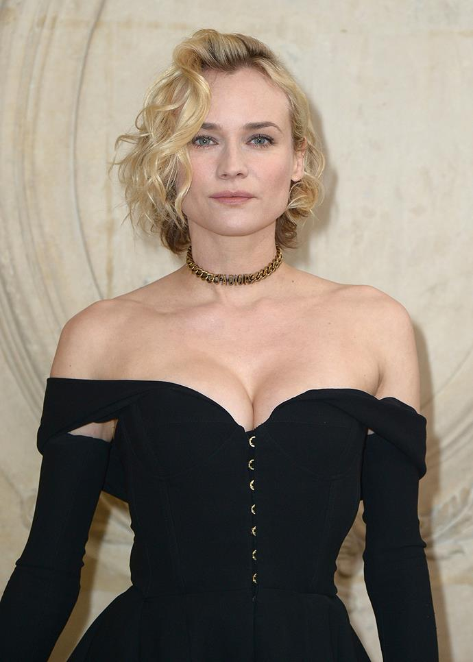 ***Diane Kruger***<br><br> Before finding success as an actress, Diane Kruger worked as a model between 1993 and 2002, even fronting campaigns for Giorgio Armani, Yves Saint Laurent and Chanel. She officially transitioned to acting in 2002 when she starred in *The Piano Player*.