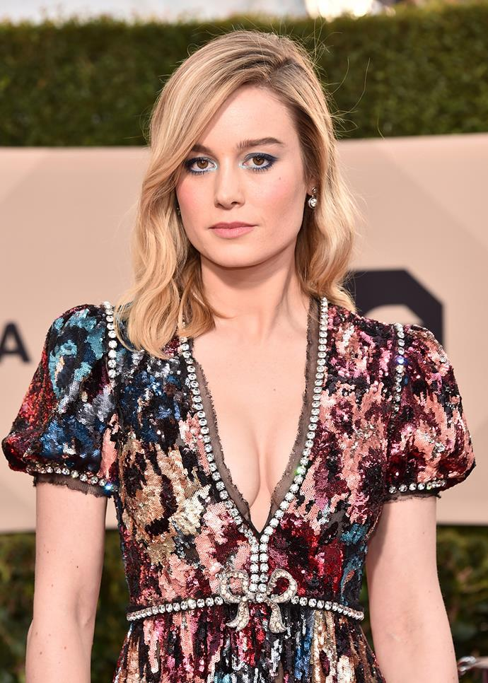 ***Brie Larson***<br><br> Before she was an Oscar-winning actress and Captain Marvel, Brie Larson tried her hand as a musician, releasing an album in 2005. After things didn't take off, she switched to acting, where she found much more success.