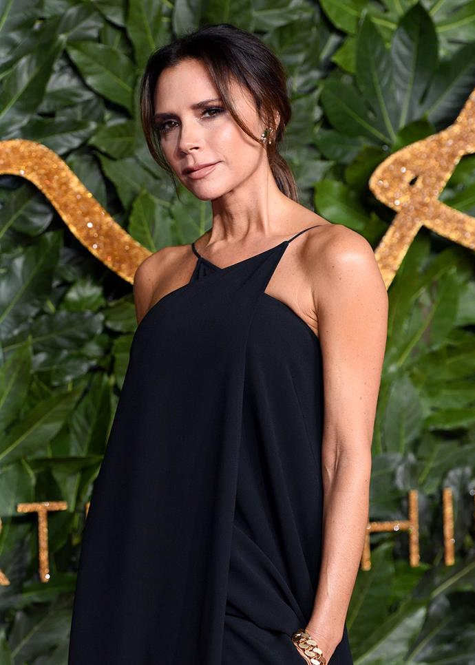 ***Victoria Beckham***<br><Br> VB might have been part of one of the most successful girl bands ever, but you won't catch her singing or dancing now. After releasing her first (and last) album in 2001, Beckham is now known for one thing only: her design work for her label, Victoria Beckham.