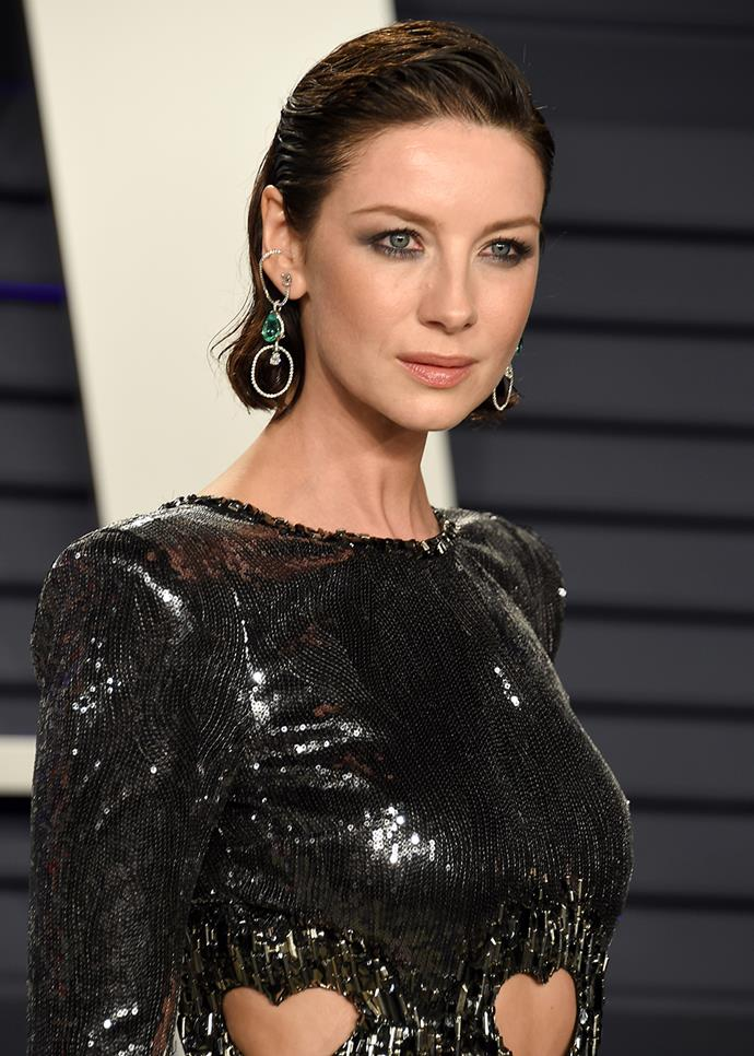 ***Caitriona Balfe***<br><br> Before switching over to acting and making her big break on *Outlander*, Caitriona Balfe was a successful model for several years. Balfe walked runways for the likes of Chanel, Louis Vuitton, Balenciaga and Victoria's Secret, and has fronted campaigns for Calvin Klein, Max Mara and Oscar de la Renta. In 2014, she vowed never to return to modelling.