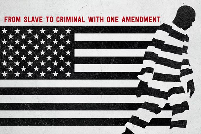 "***13th*** <br><br> *13th* is a thought-provoking documentary where scholars, activists and politicians come together to  explore the history of racial inequality in the United States, focusing on the fact, that the nation's prisons are disproportionately filled with African-Americans. <br><br> Available to stream on *[Netflix](https://www.netflix.com/watch/80091741?source=35|target=""_blank""