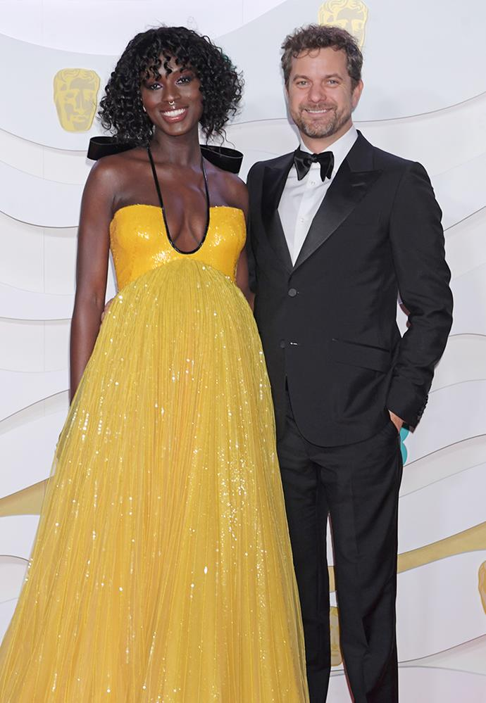 **Joshua Jackson and Jodie Smith** <br><br> Jackson and Smiths' relationship was so under wraps that few knew they were an item until they were spotted attaining a marriage license in August 2019. Reportedly meeting at Usher's 40th birthday party in 2018, these two have quickly become one of Hollywood's it-pairings. Since then, they have tied the knot and welcomed a daughter in April 2020.