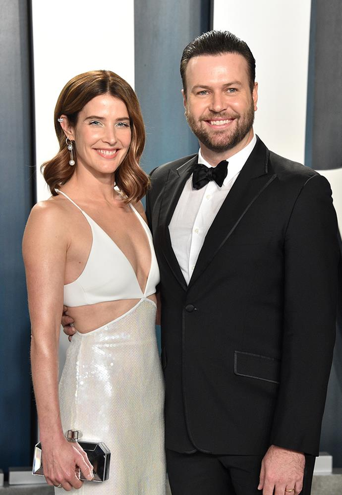 **Taran Killam and Cobie Smulders** <br><br> While most remember Cobie Smulders from the hit television show *How I Met Your Mother*, however some may not remember a guest appearance by Taran Killam. Her then-boyfriend at the time, these two have remarkably kept their relationship out of the public eye. <br><br> Getting married in 2012, the pair have welcomed two daughters together and only recently have begun frequently blessing us with their power-couple presence.
