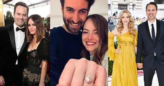 18 Celebrity Couples You Had No Idea Were Together