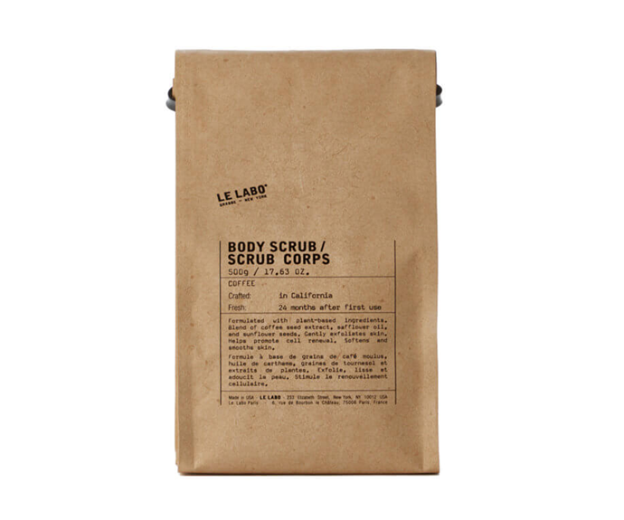 """**Body Scrub by Le Labo, $70 at [MECCA](https://www.mecca.com.au/le-labo/body-scrub/I-034561.html