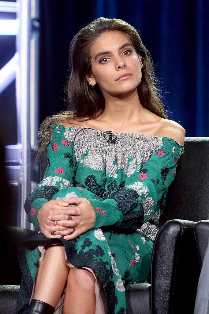 """**Caitlin Stasey**<br><br>  Australian actress Caitlin Stasey, who previously starred in *Neighbours* and *Reign*, revealed that she identified as pansexual at the GLAAD Awards in 2014.<br><br>  When AfterEllen.com asked the Reign actress if she considered herself pansexual, she said: """"Yeah! It's not a big deal to me. I don't really discern a difference between attraction for men or women."""""""