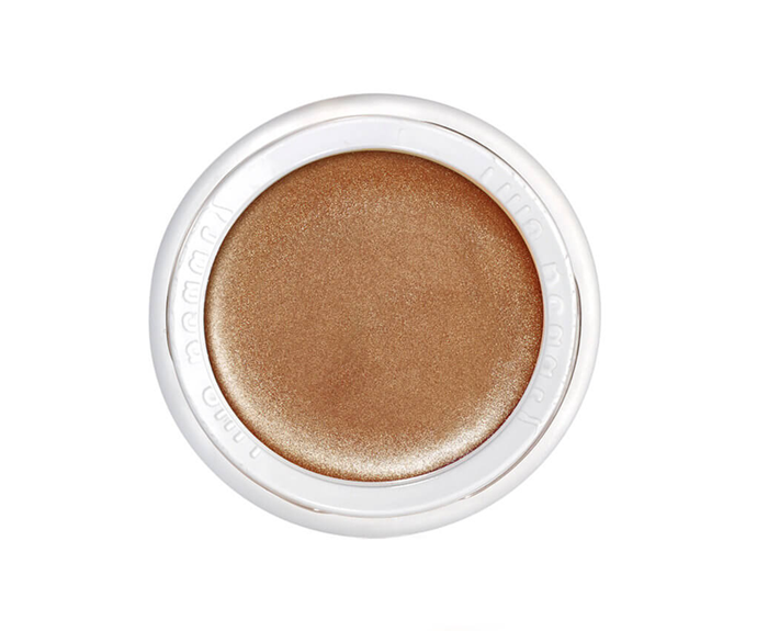"""**Buriti Bronzer by RMS Beauty, $45 at [MECCA](https://www.mecca.com.au/rms-beauty/buriti-bronzer/I-020193.html