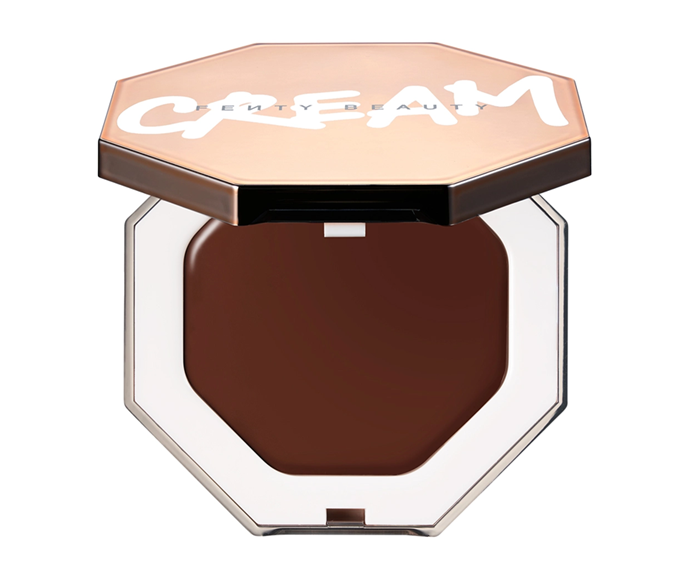 """**Cheeks Out Freestyle Cream Bronzer by Fenty Beauty, $50 at [Sephora](https://www.sephora.com.au/products/fenty-beauty-cheeks-out-freestyle-cream-bronzer/v/toffee-tease
