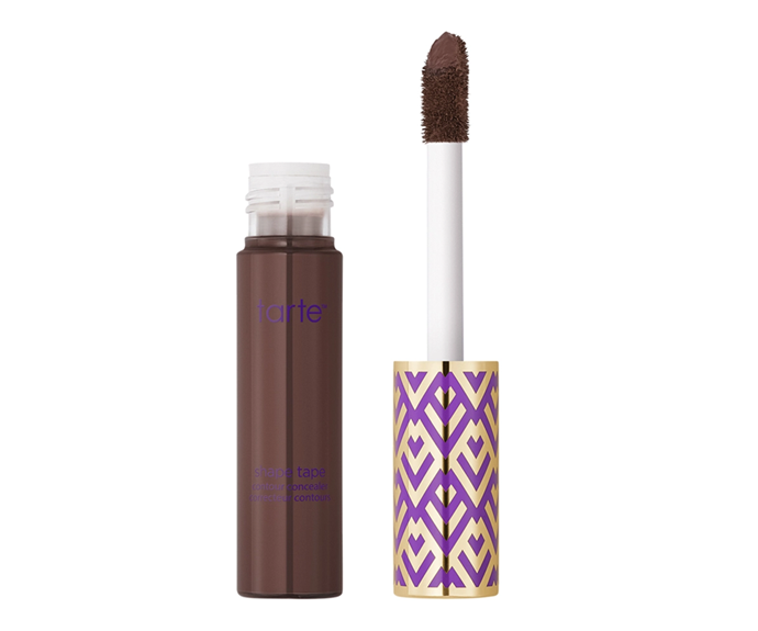 """**Shape Tape Contour Concealer by Tarte, $40 at [Sephora](https://www.sephora.com.au/products/tarte-shape-tape-contour-concealer/