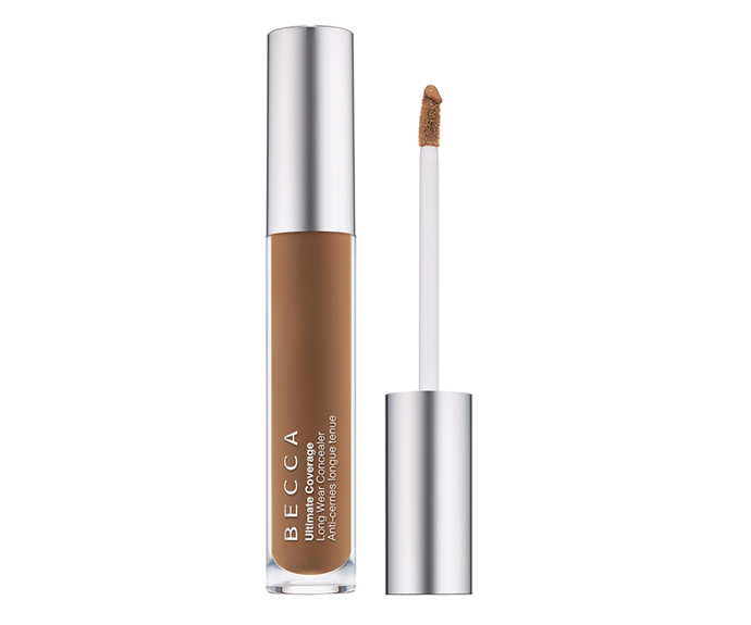 """**Ultimate Coverage Longwear Concealer by BECCA Cosmetics, $49 at [Sephora](https://www.sephora.com.au/products/becca-cosmetics-ultimate-coverage-longwear-concealer/