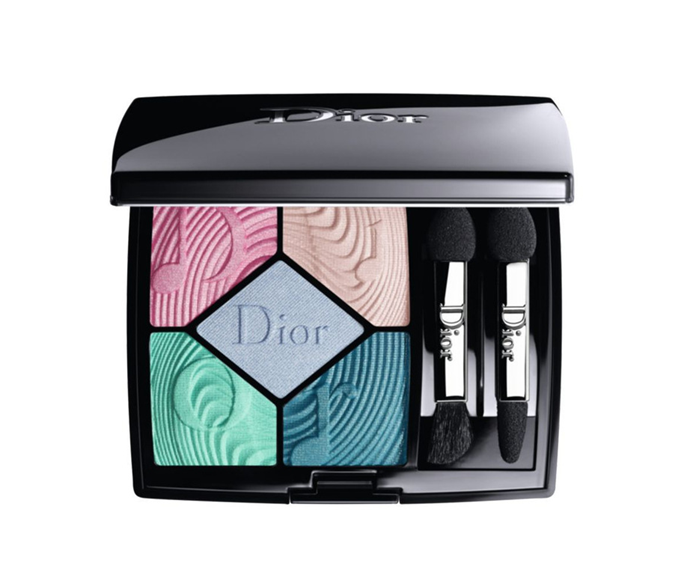 "**Diorshow 5 Couleurs in Blue Beat by Dior, $107 at [Myer](https://www.myer.com.au/p/500906260?colour=327%20Blue%20Beat|target=""_blank""