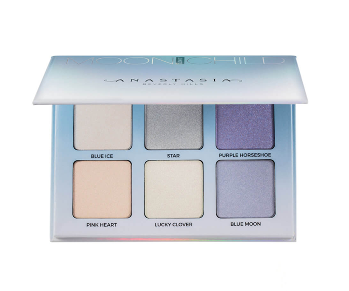 "**Moonchild Glow Kit by Anastasia Beverly Hills, $74 at [MECCA](https://www.mecca.com.au/anastasia-beverly-hills/moonchild-glow-kit/I-038504.html|target=""_blank""